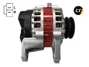 Генератор 37300-45500 на HYUNDAI HD65 / HD72 / HD78